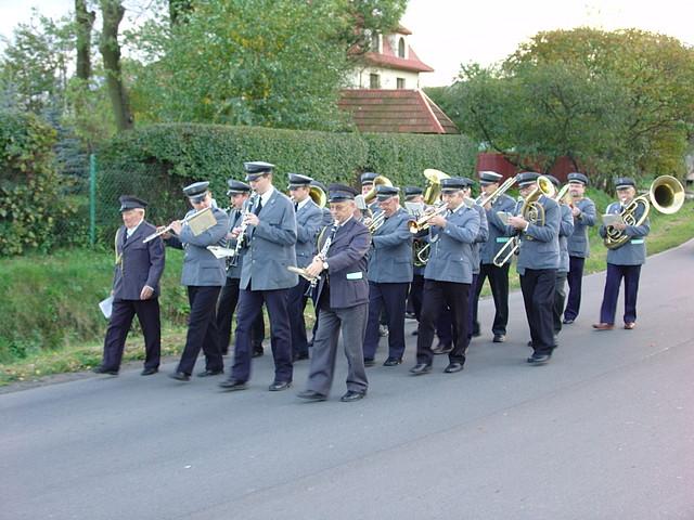 Koncert Gminnej Orkiestry Dętej z Iwonicza