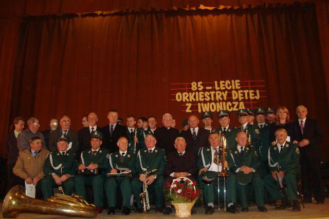 Jubileusz 85-lecia Orkiestry Dętej z Iwonicza