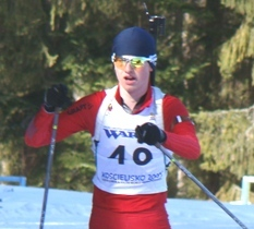 Rafał Penar Mistrzem Polski w biathlonie