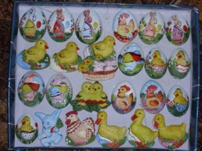 Warsztaty Wielkanocne – gipsowe ozdoby świateczne