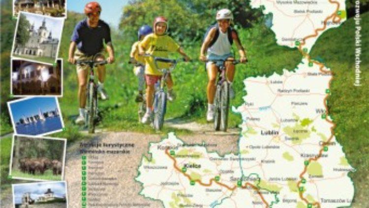Pomóż zaprojektować trasy rowerowe w Polsce Wschodniej
