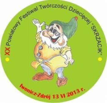 """XX Festiwal Twórczości Dziecięcej """"SKRZACIK"""""""