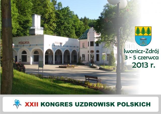 XXII Kongres Uzdrowisk Polskich w Iwoniczu-Zdroju