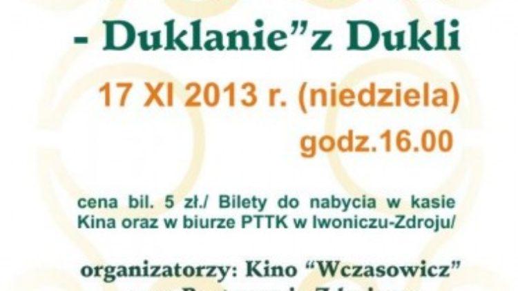 """Koncert Zespołu Obrzędowo-Śpiewaczego  """"Szarotka – Duklanie""""  z Dukli"""