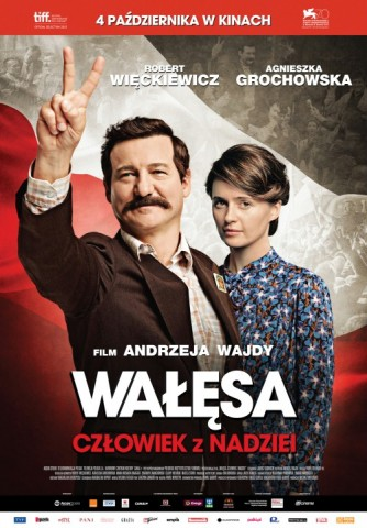 """Film   """"Wałęsa. Człowiek z nadziei."""""""