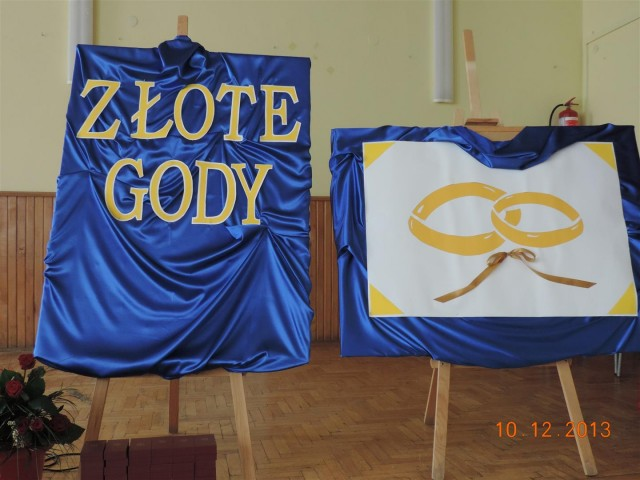 Złote Gody w Gminie Iwonicz-Zdrój