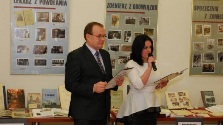 Ppłk. dr Józef Aleksiewicz –  bohater z Iwonicza