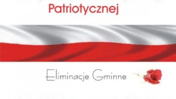 VIII Powiatowy Konkurs Polskiej Poezji Patriotycznej