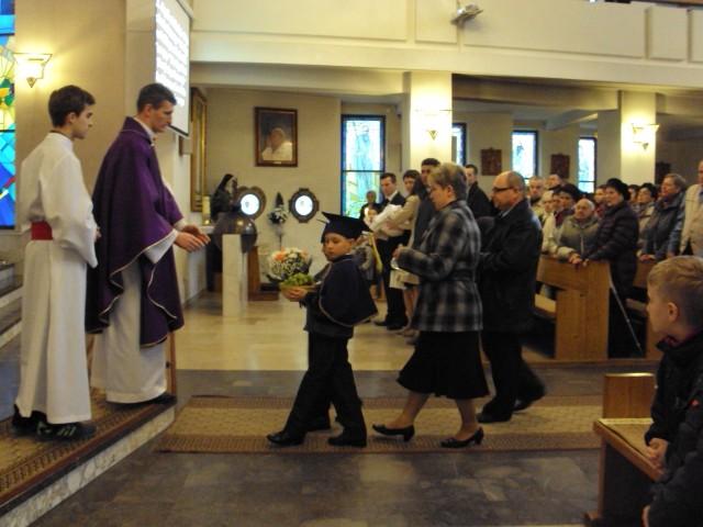 Msza święta w związku z kanonizacją Jana Pawła II