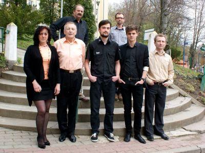 Zespół IVO STARS BAND w konkursie Przebojem na antenę