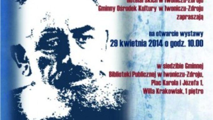 Wystawa: Ppłk dr Józef Aleksiewicz –  bohater z Iwonicza