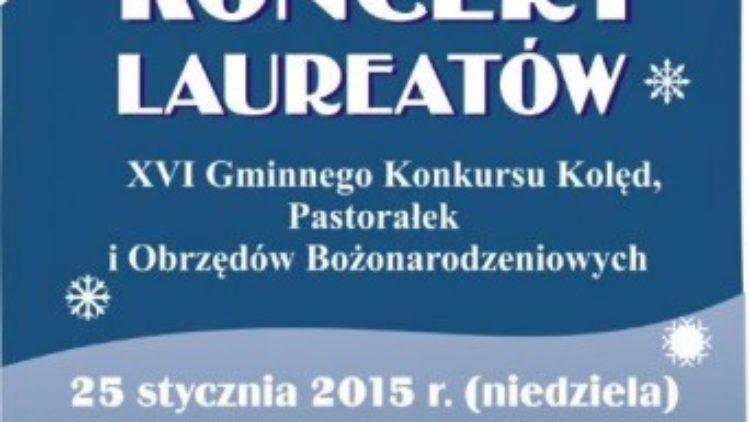Koncert Laureatów Konkursu Kolęd i Pastorałek