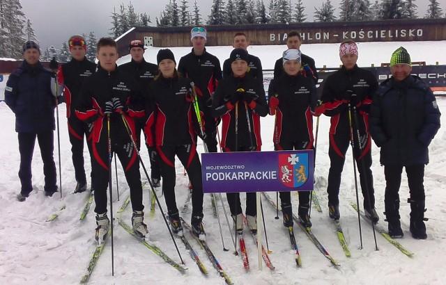 5 medali biathlonistów IKN Górnik Iwonicz-Zdrój !!!