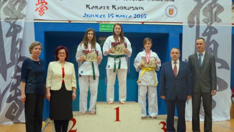 Kolejny udany start Agaty Kandefer