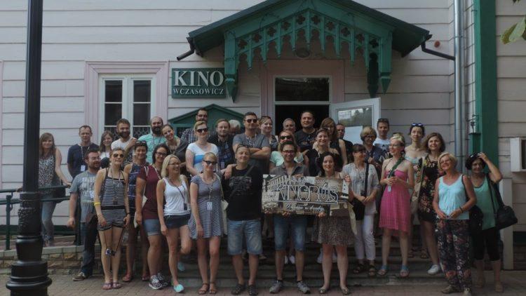 Spotkanie miłośników kina – KINOBUS
