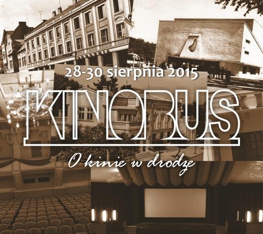 Zapraszamy do udziału w Kinobusie
