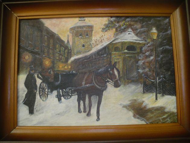 Wystawa malarstwa Danuty Kozioł.