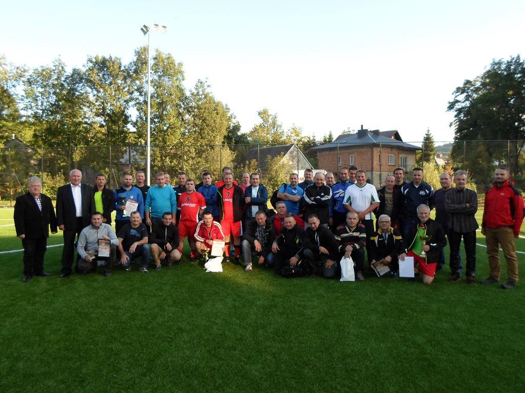 Powiatowy Turniej Oldbojów w Piłce Nożnej o Puchar Ziemi Krośnieńskiej
