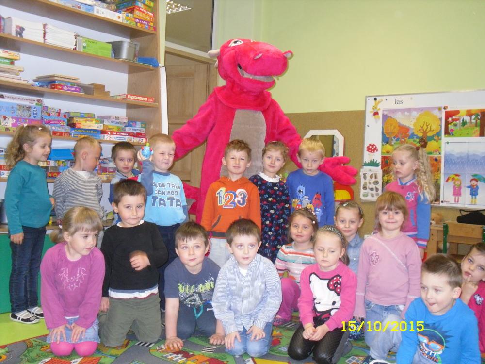 SMOK NOVUŚ w Przedszkolu w Iwoniczu
