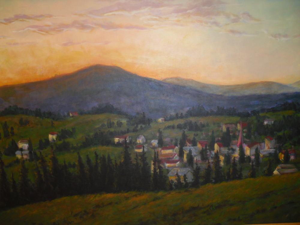 Wystawa malarstwa Krzysztofa i Jacka Śliwki.