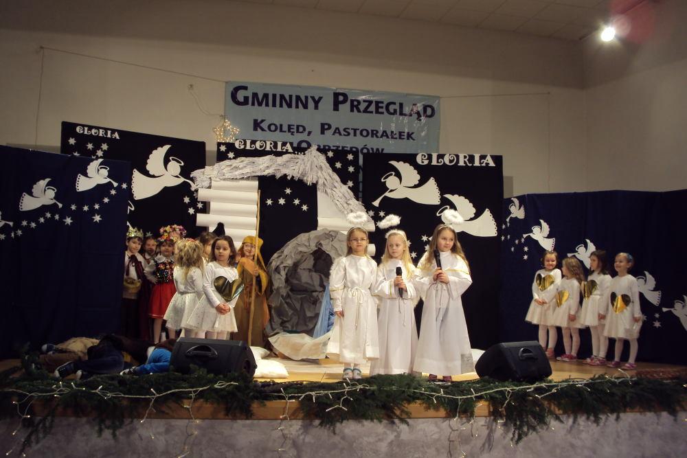 I miejsce w Gminnym Konkursie Kolęd, Pastorałek i Obrzędów Bożonarodzeniowych.