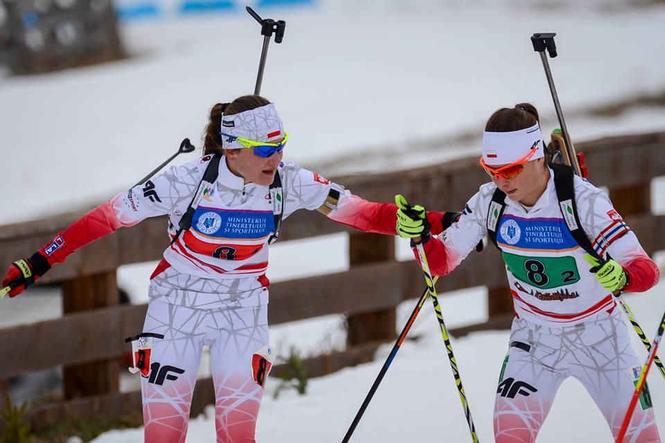 Kamila Cichoń na piątym miejscu w biathlonowej sztafecie na Mistrzostwach Świata!
