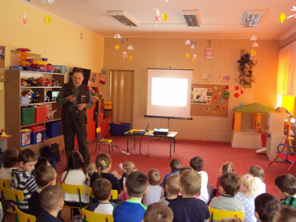 Spotkanie z przedstawicielem Zespołu Karpackich Parków Krajobrazowych