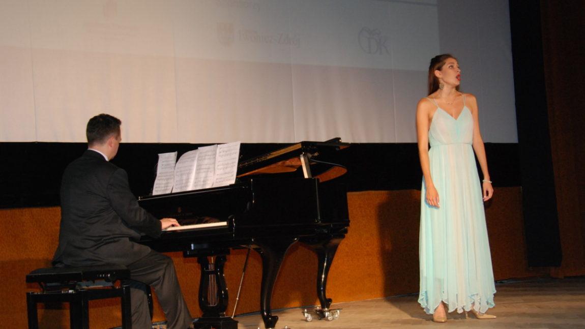 Kolejne koncerty uczestników Kursu Wokalistyki Operowej