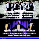 Festiwal 2016 tenorzy i klezmerzy