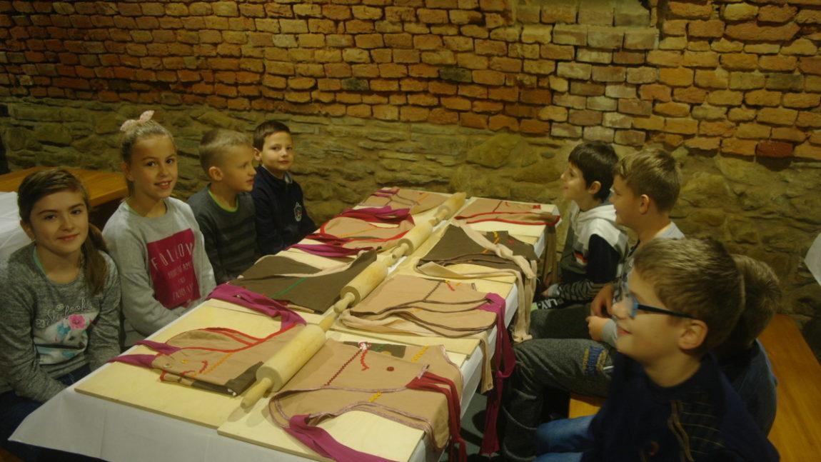 Warsztaty piernikowe w Muzeum Kultury Szlacheckiej w Kopytowej