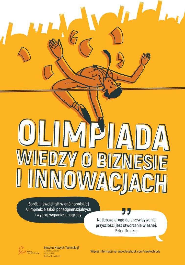 Olimpiady Wiedzy o Biznesie i Innowacjach
