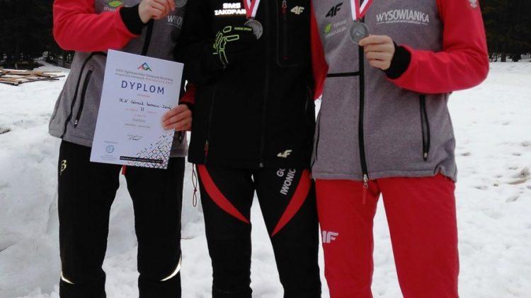 5 medali juniorek IKN Górnik Iwonicz-Zdrój na Mistrzostwach Polski