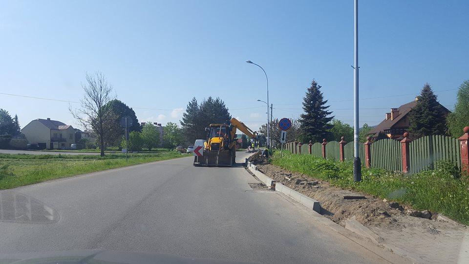 Prace remontowe w Iwoniczu i Iwoniczu-Zdroju