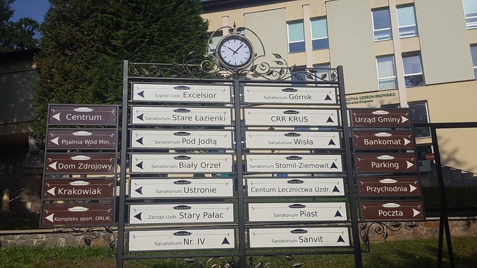 Informator inwestycyjny Gminy Iwonicz-Zdrój za 2016 rok