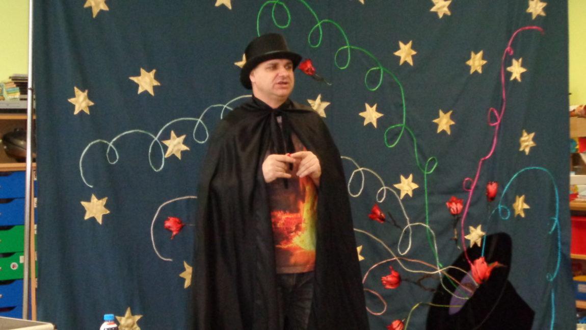 Pokaz magii
