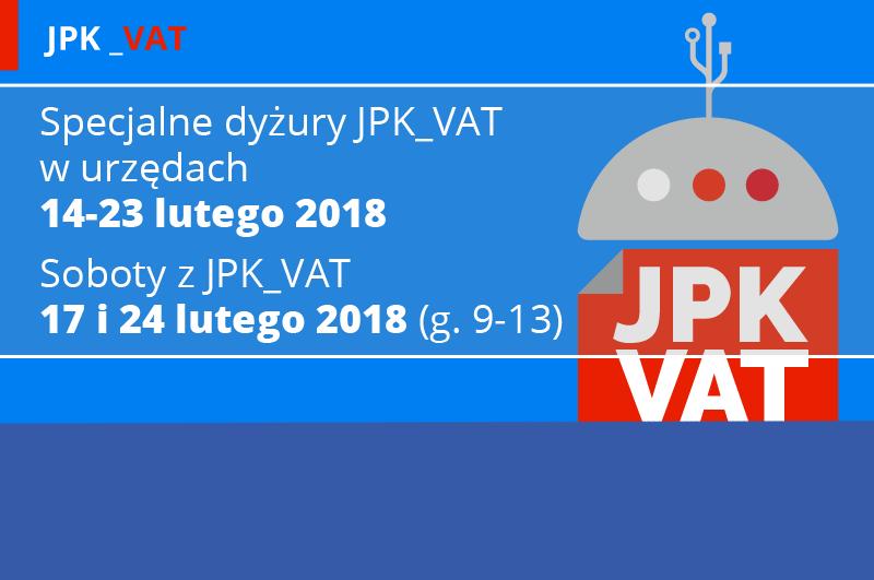 Specjalne dyżury JPK_VAT dla mikroprzedsiębiorców