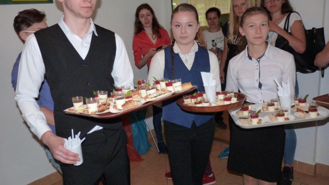 """LA DOLCE VITA"" w Gastronomiku"