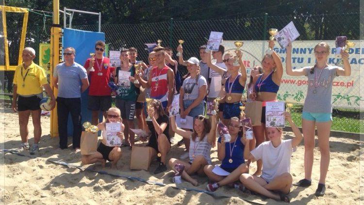 III Turniej Grand Prix Gminy Jedlicze 2018 w Siatkówce Plażowej