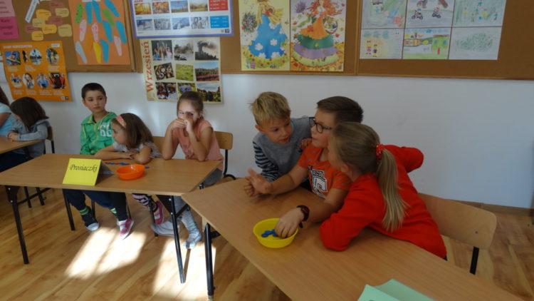 """""""Kubuś Puchatek moim przyjacielem"""" – turniej klasowy dla uczniów kl. II SP"""