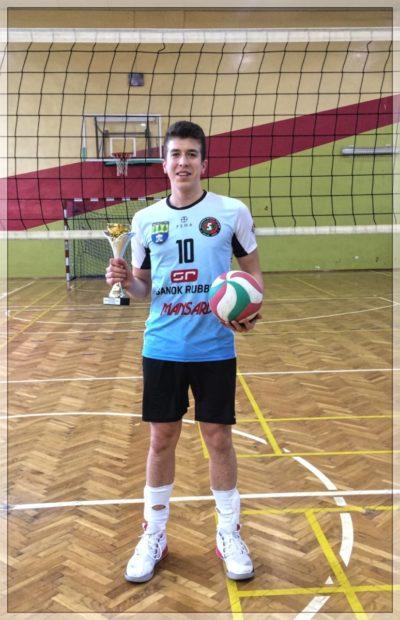 Turniej Półfinałowy Mistrzostw Polski w piłce siatkowej juniorów