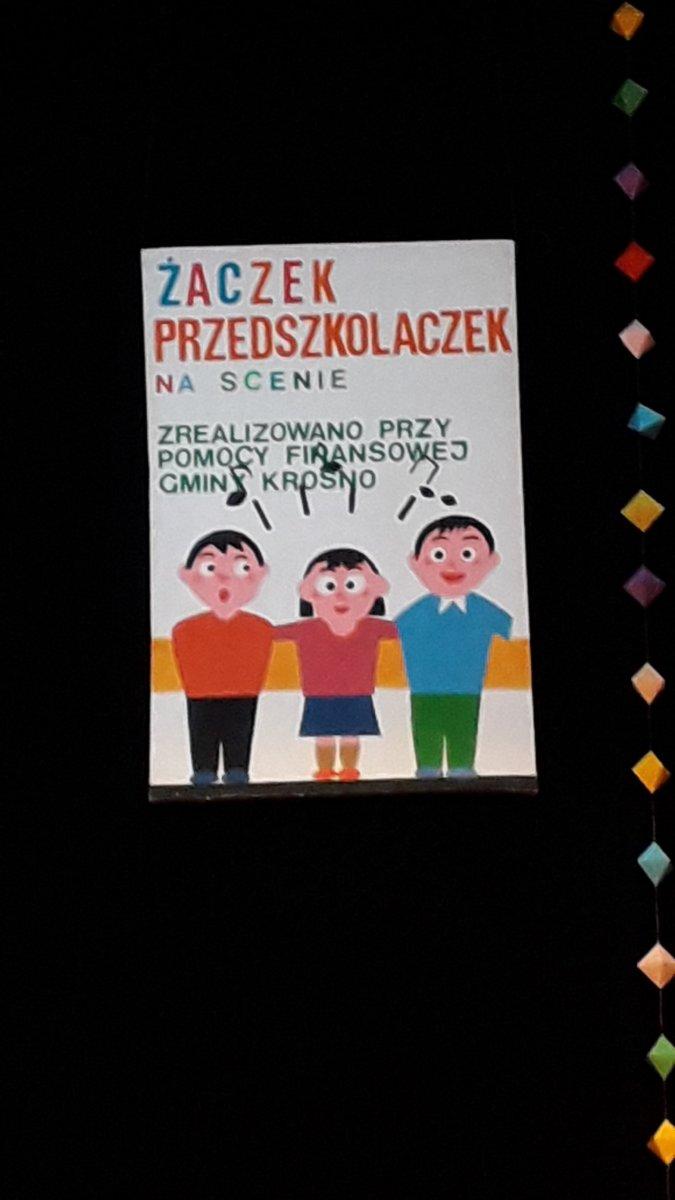 """Konkurs """"Żaczek przedszkolaczek""""."""