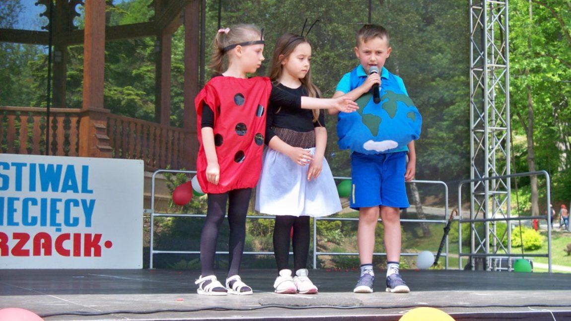 """Festiwal Twórczości Dziecięcej ,,Skrzacik"""""""