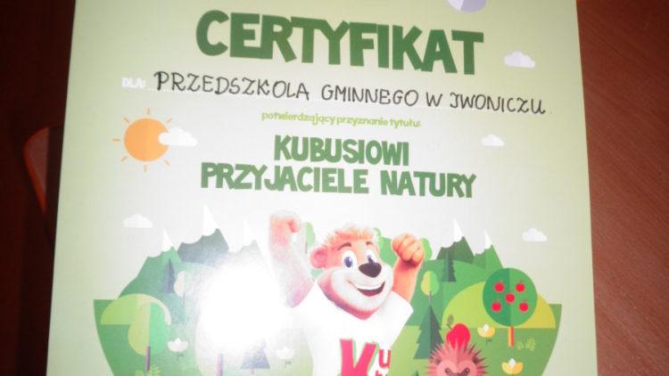 Kubusiowi Przyjaciele Natury.