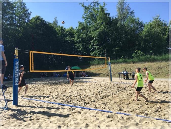 Mistrzostwa Podkarpacia Kadetów w siatkówce plażowej