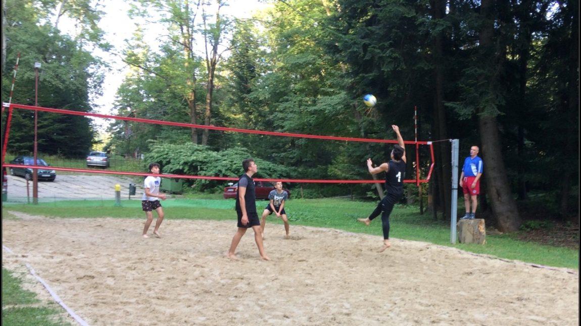 II Mistrzostwa Gminy Iwonicz-Zdrój w siatkówce plażowej