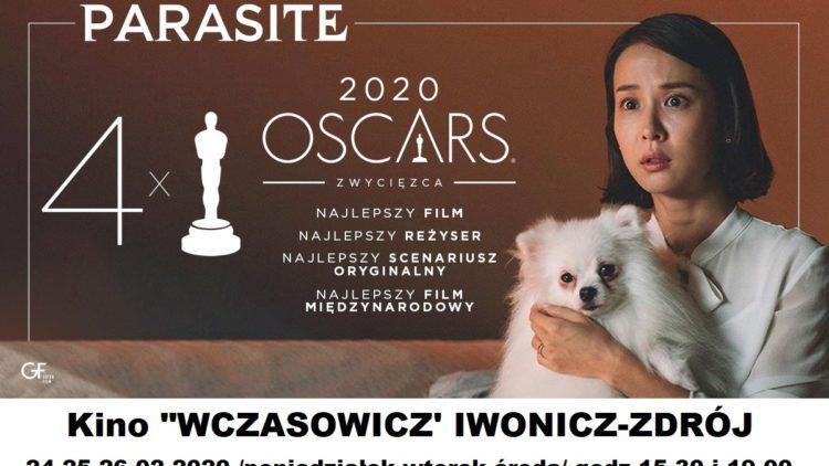 """Film """"PARASITE"""" – w kinie """"Wczasowicz"""""""