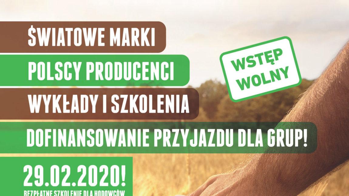 Targi Rolnicze AGRO-PARK-XIII EDYCJA