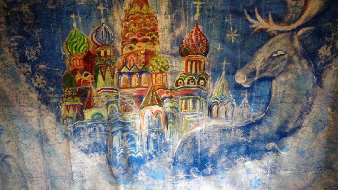 Rosyjska Baśń Zimowa
