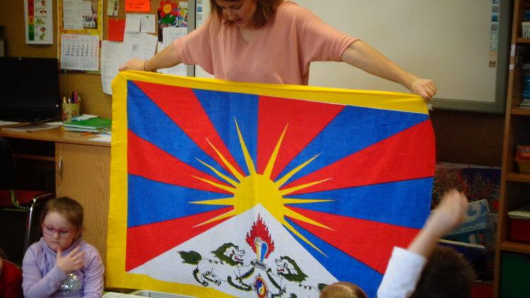 """Warsztaty podróżnicze """"Przez Tybet i Himalaje"""""""