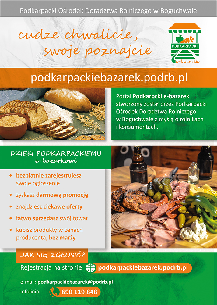 Nowy serwis Podkarpacki e-bazarek